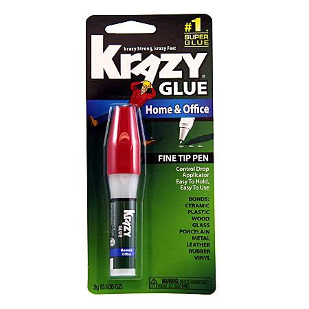 Krazy Glue® Home & Office Glue Pen, 0.11 Oz