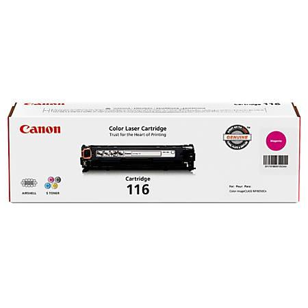 Canon 116, Magenta Toner Cartridge (1978B001AA)