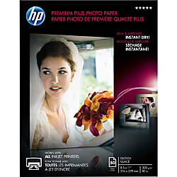 HP Premier Plus Inkjet Print Photo