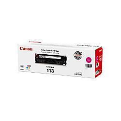 Canon 118 Magenta Toner Cartridge 2660B001AA