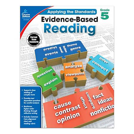 Carson-Dellosa™ Evidence-Based Reading Workbook, Grade 5