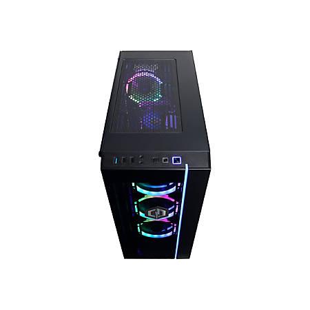 CyberPowerPC Gamer Xtreme GXi1250 - MDT - 1 x Core i5 9600K / 3.7 GHz - RAM 8 GB - SSD 240 GB, HDD 2 TB - GF GTX 1660 Ti - GigE - WLAN: 802.11ac - Windows 10 (64-bit) - monitor: none
