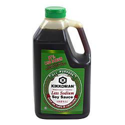 Kikkoman Less Sodium Soy Sauce 40