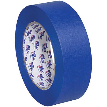 "Tape Logic® 3000 Painter's Tape, 3"" Core, 1.5"" x 180', Blue, Case Of 24"