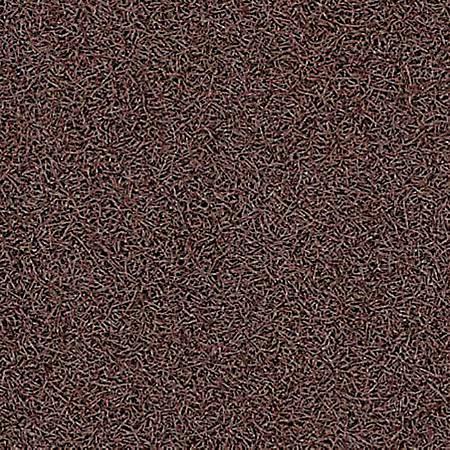 "M + A Matting  Brush Hog Floor Mat, 72"" x 240"", Brown Brush"