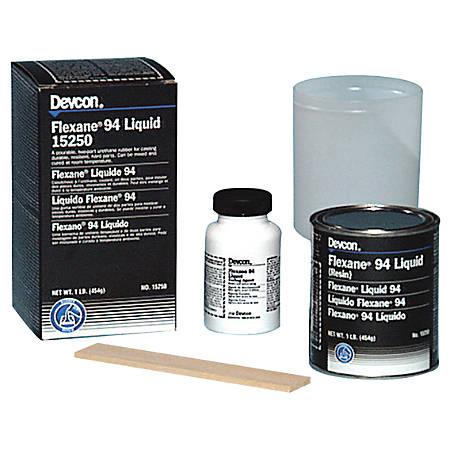 Devcon® Flexane 94 Liquid Rubber, 1 Lb Item # 5763635