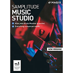 MAGIX Samplitude Music Studio Download Version
