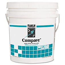 Franklin Cleaning Compare General Purpose Cleaner