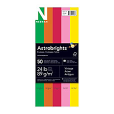 Astrobrights Color Envelopes 10 9 12