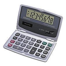 Casio SL 200TE Display Calculator
