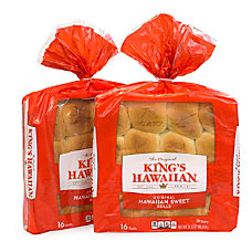 Kings Hawaiian Original Sweet Rolls 16