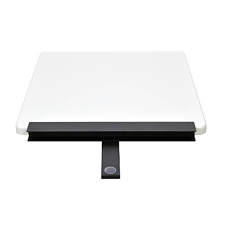 Ergo Desktop Detachable Side Work Surface, Putty