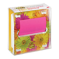 Post it Fresh Flower Pop up