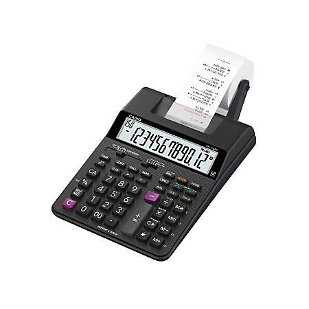 Casio® HR-170RC Desktop Printing Calculator