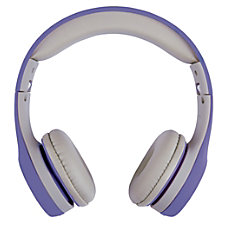 Ativa On Ear Headphones PurpleGray WD