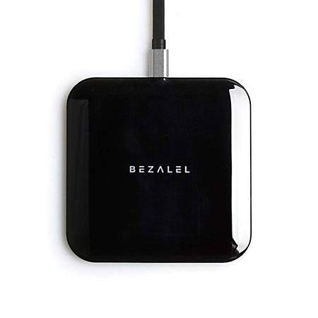 Bezalel Futura X Wireless Charging Pad, 3' Cord, Black, BZFXB