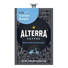 MARS DRINKS Flavia Coffee ALTERRA Italian