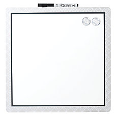 Quartet Frameless Magnetic Dry Erase Board