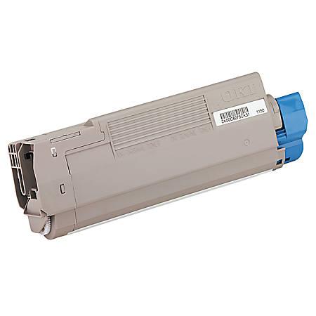 OKI® 43381904 Black Laser Toner