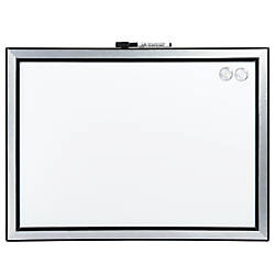 Quartet Magnetic Dry Erase Whiteboard 17