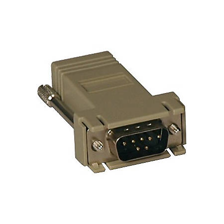 Tripp Lite Modular Serial Adapter to Ethernet Console Server