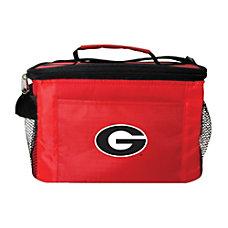 Kolder NCAA Lunch Tote Georgia Bulldogs