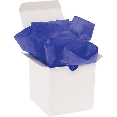 "Office Depot® Brand Gift-Grade Tissue Paper, 15"" x 20"", Parade Blue, Pack Of 960"