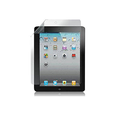 Arclyte iPad 2 Anti-Fingerprint Screen Protector - Tablet PC - Scratch Resistant - Clear