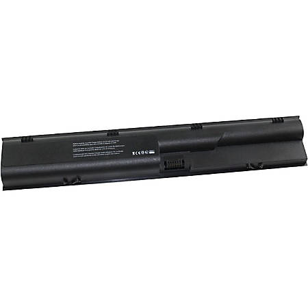 V7 Repl Battery PROBOOK 633733-241 633805-001 4430S 4431S 4530S QK646AA QK646UT - For Notebook - Battery Rechargeable - 10.8 V DC - 4400 mAh - 47 Wh - Lithium Ion (Li-Ion)