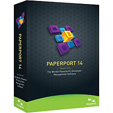 Nuance PaperPort v140 Complete Product 1