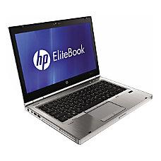HP EliteBook 8460P Refurbished Laptop 14