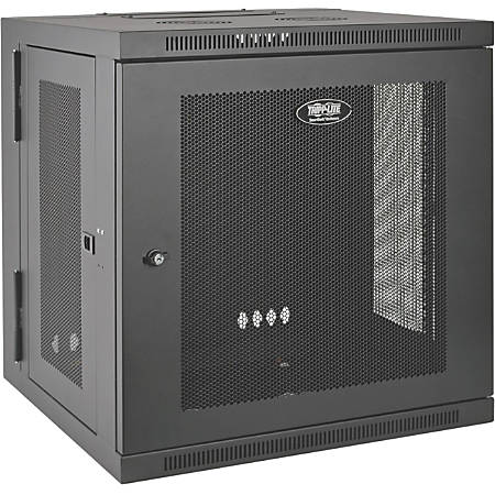Tripp Lite SRW10US SmartRack 10U Wall Mount Rack Enclosure Cabinet