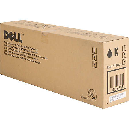 Dell™ GD898 High-Yield Black Toner Cartridge