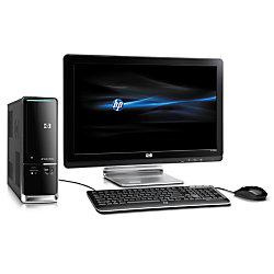 HP Pavilion Slimline s5310f Desktop Computer With AMD Athlon™ II X2 250 Dual-Core Processor