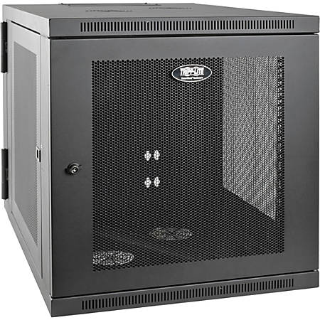 Tripp Lite SRW12US33 SmartRack 12U Extended Depth Wall Mount Rack Enclosure Cabinet