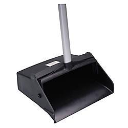 Long Handle Dustpan Black AbilityOne 7290