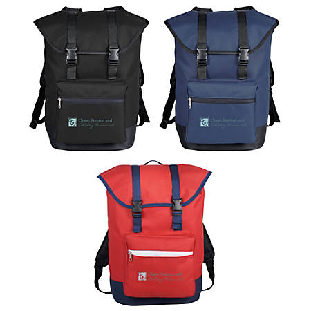 "American Style Backpack With 15"" Laptop Pocket"