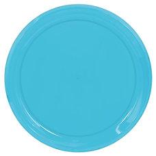 Amscan Round Plastic Platters 16 Caribbean