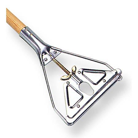 "SKILCRAFT Wooden Mop Handle - 60"" - Wood"