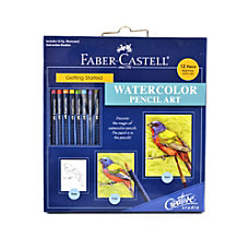 Faber Castell Creative Studio Getting Started