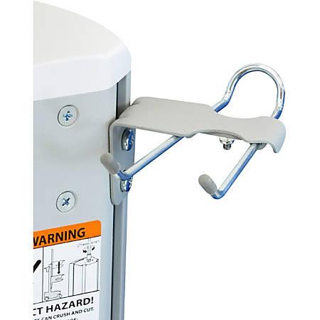 Ergotron Scanner Holder for Carts - Steel, Aluminum