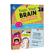 Carson Dellosa Train Your Brain Math