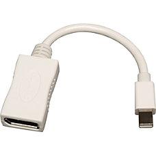 Tripp Lite Mini DisplayPort to DisplayPort