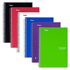 Five Star Notebook 6 x 9