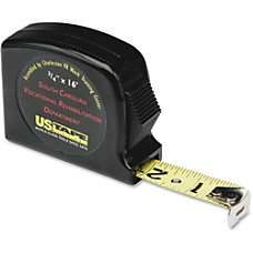 Tape Measure 16 x 34 Tape