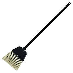 Genuine Joe Plastic Lobby Broom Plastic