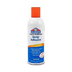 Elmers Multipurpose Spray Adhesive 11 Oz