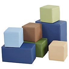 ECR4Kids SoftZone Big Blocks 8 H
