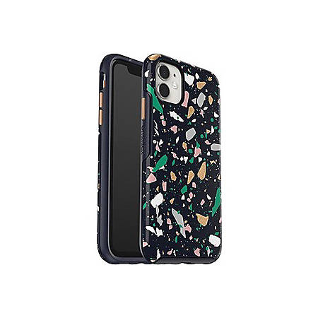 OtterBox iPhone 11 Symmetry Series Case - For Apple iPhone 11 Smartphone - Taken 4 Granite - Drop Resistant - Polycarbonate, Synthetic Rubber