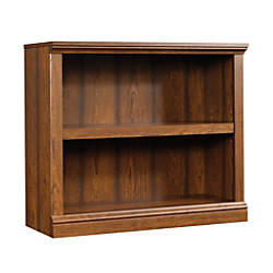 Sauder Select Bookcase 2 Shelf Washington
